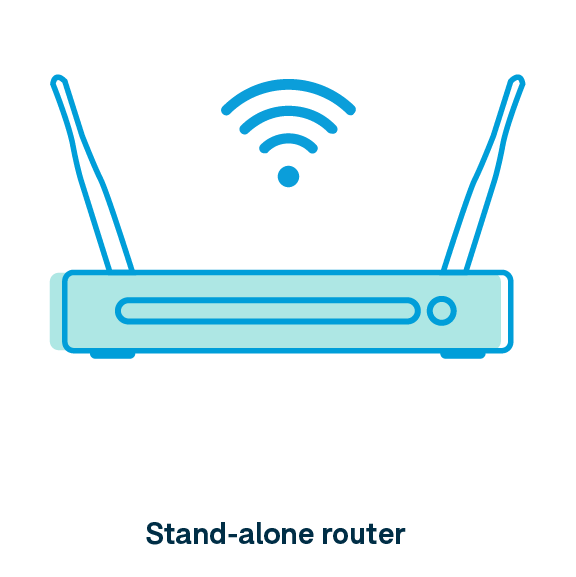 The best place to put your Wi-Fi router - CHOICE