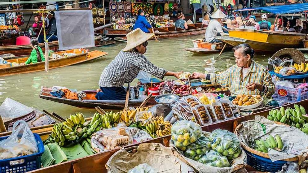 travel guide vaccines thailand