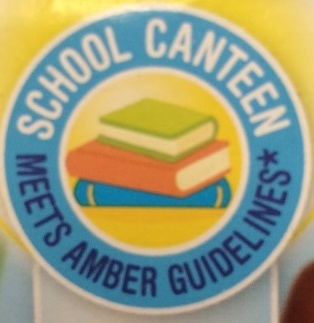 Canteen Approved Logos On Kids Lunchbox Snacks Choice