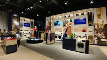laundry tech at the 2017 IFA