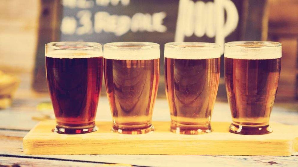 Craft beer taste test for Craft brew beer tasting glasses