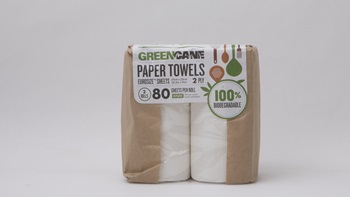 Greencane paper towels