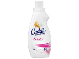 cuddly sensitive fabric softener